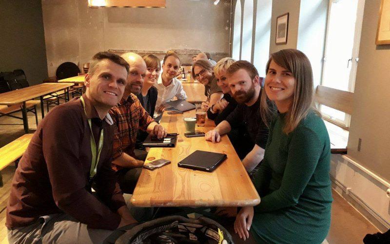 Programkomiteen i Oslo MDG høsten 2017